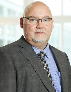 Lars-Åke Brattlund, chef för sjukförsäkringen på Försäkringskassa.