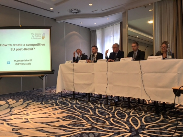 Creating a competitive EU post-Brexit seminar