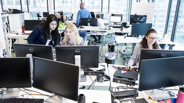 Digital kompetens ritar om arbetsmarknaden