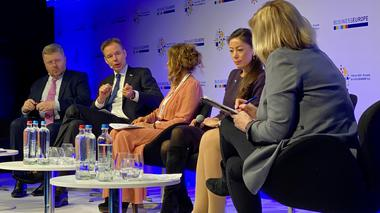 Svenska företag har en huvudroll i EU:s gröna giv