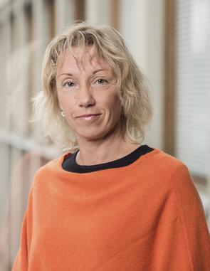 Carina Lindfelt, chef arbetsmarknad på Svenskt Näringsliv.