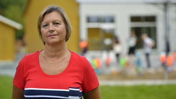 Elisabeth Kvanman, vd Måbra förskolor.