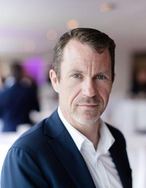 Per Geijer, säkerhetschef på Svensk Handel.