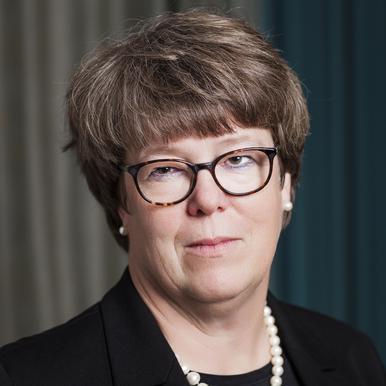 Anne Ludvigson, ordf TEKO