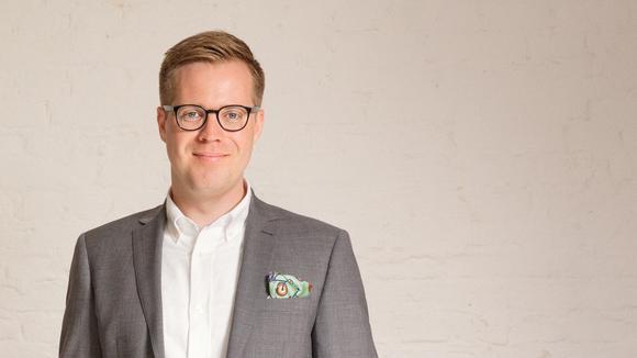 Daniel Sturesson, grundare av Enkätfabriken