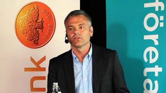 Johan Kreicbergs, ekonom på Svenskt Näringsliv.