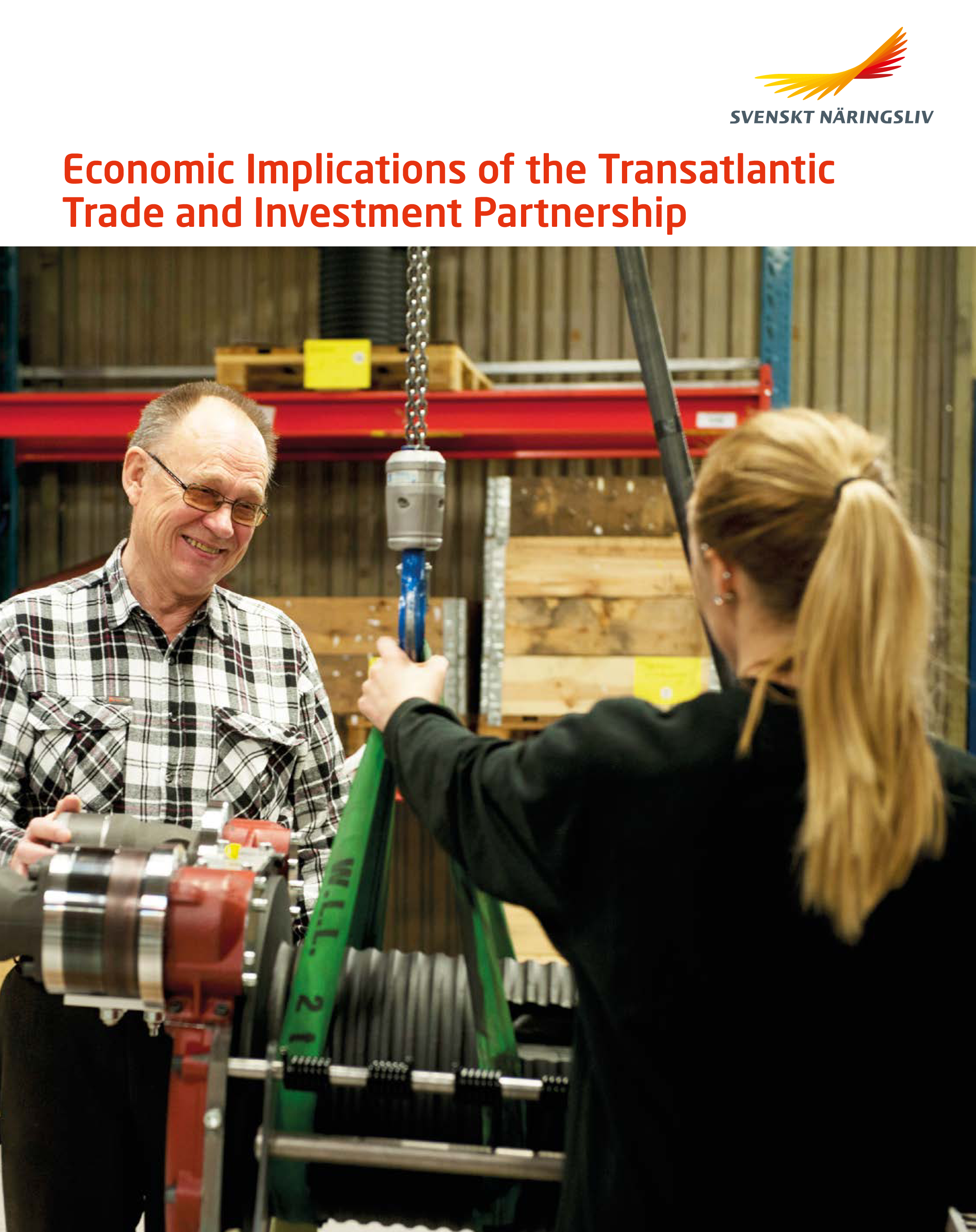 Economic Implications of the Transatlantic Trade and Investment Partnership