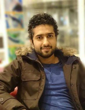 Tayyab Shabab från Pakistan