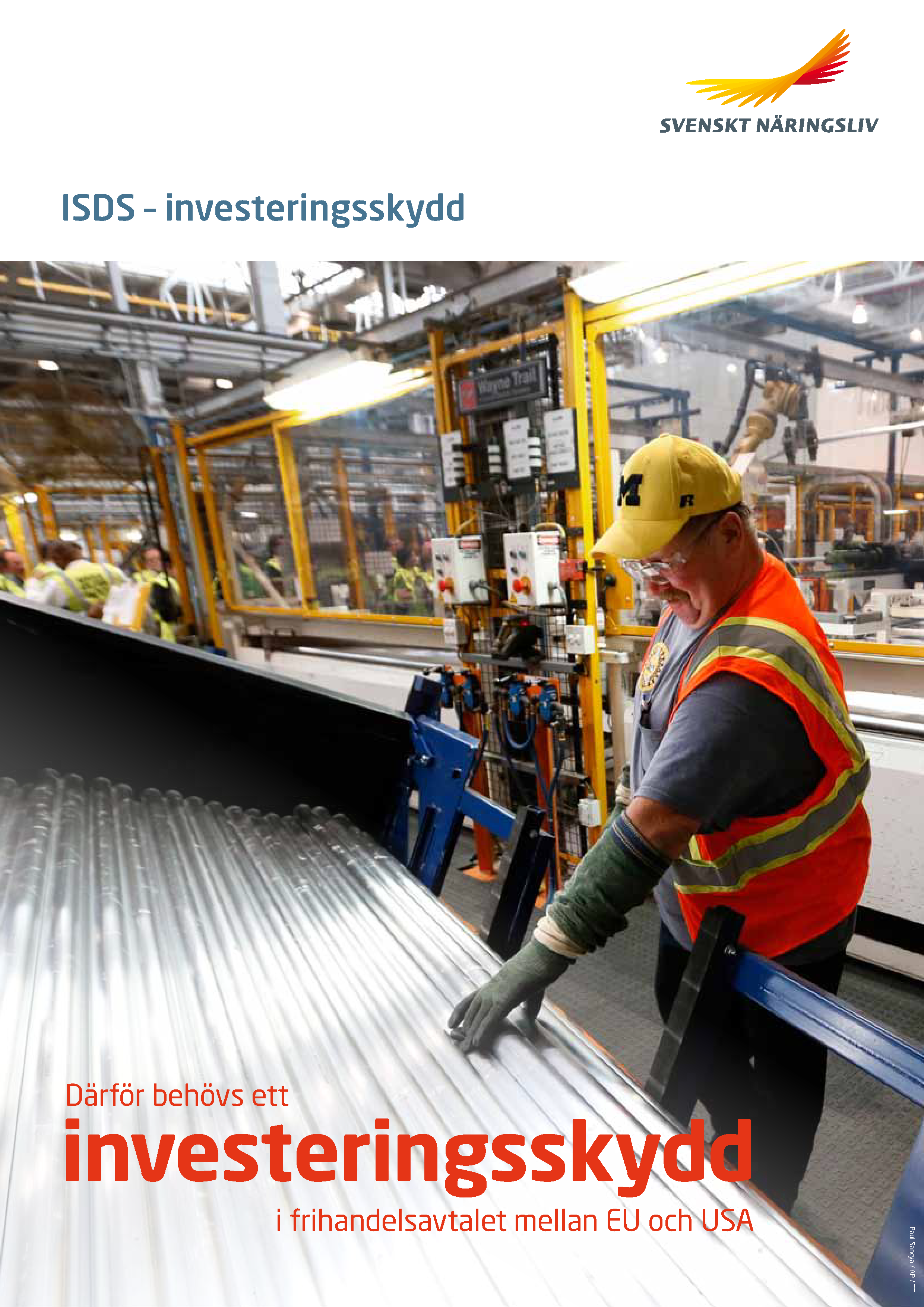 ISDS Investeringsskydd