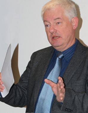 Lars Gellner, arbetsrättsexpert på Svenskt Näringsliv.