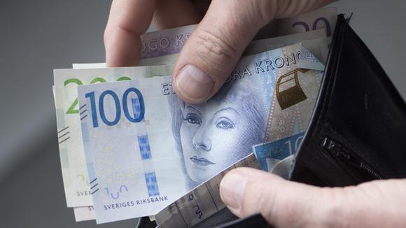 Plånbok Pengar