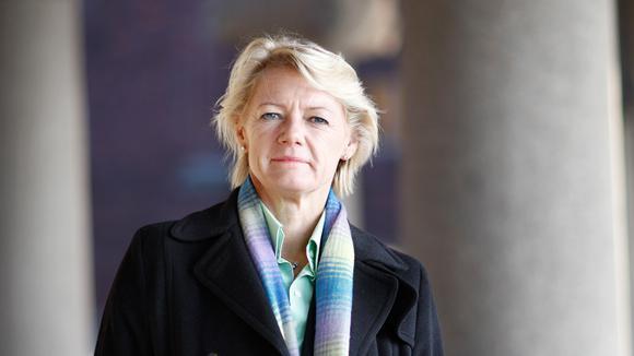 Ulla Hamilton, vd, Friskolornas riksförbund.