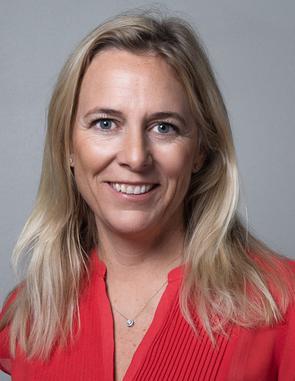 Alexandra Ridderstad, ansvarig för Tekniksprånget på IVA.