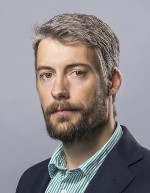 Karl Lallerstedt, expert på säkerhetsfrågor på Svenskt Näringsliv.