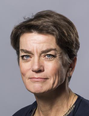 Anne Wigart, företagsjurist på Svenskt Näringsliv.