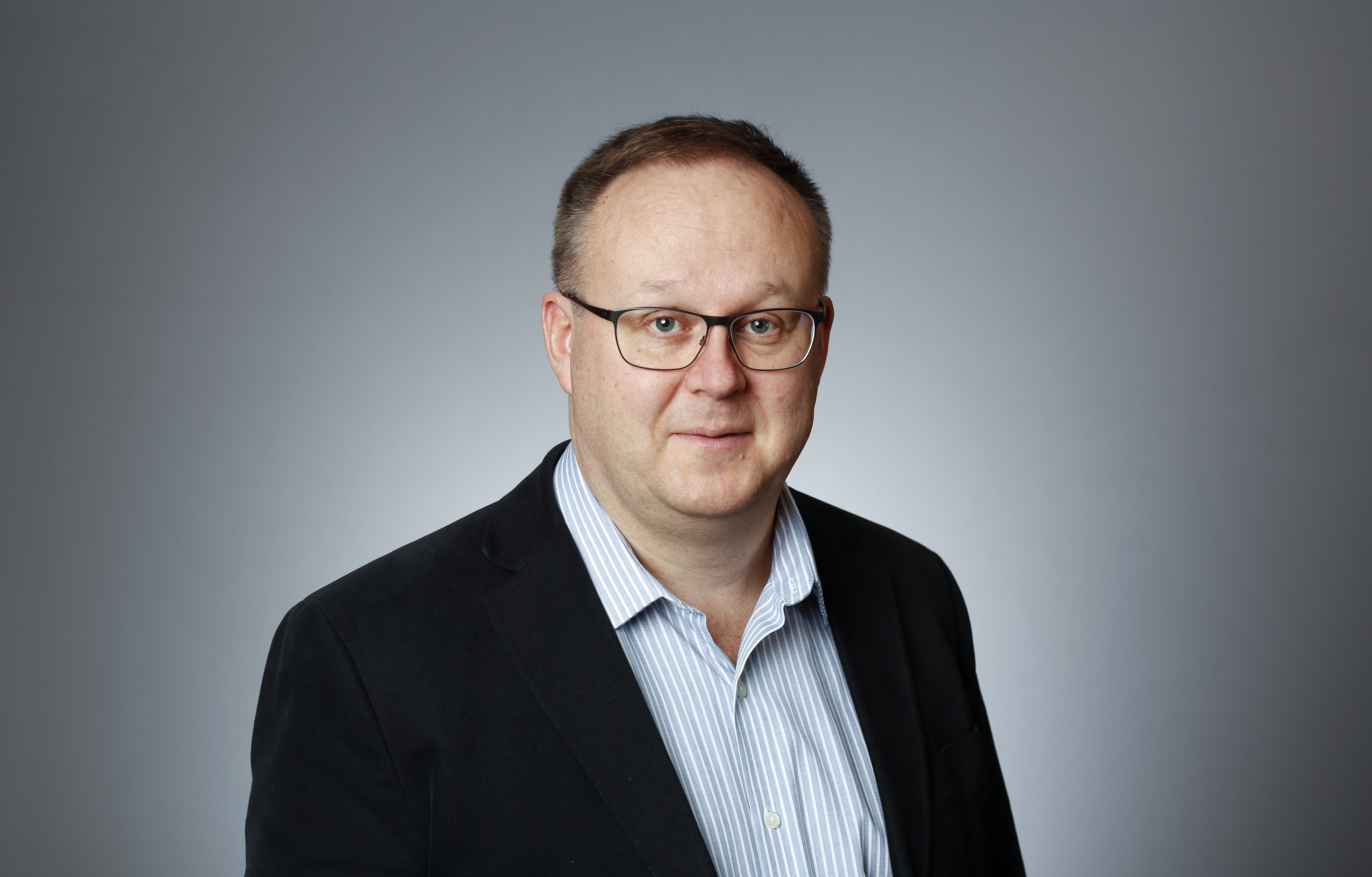 Krister B Andersson