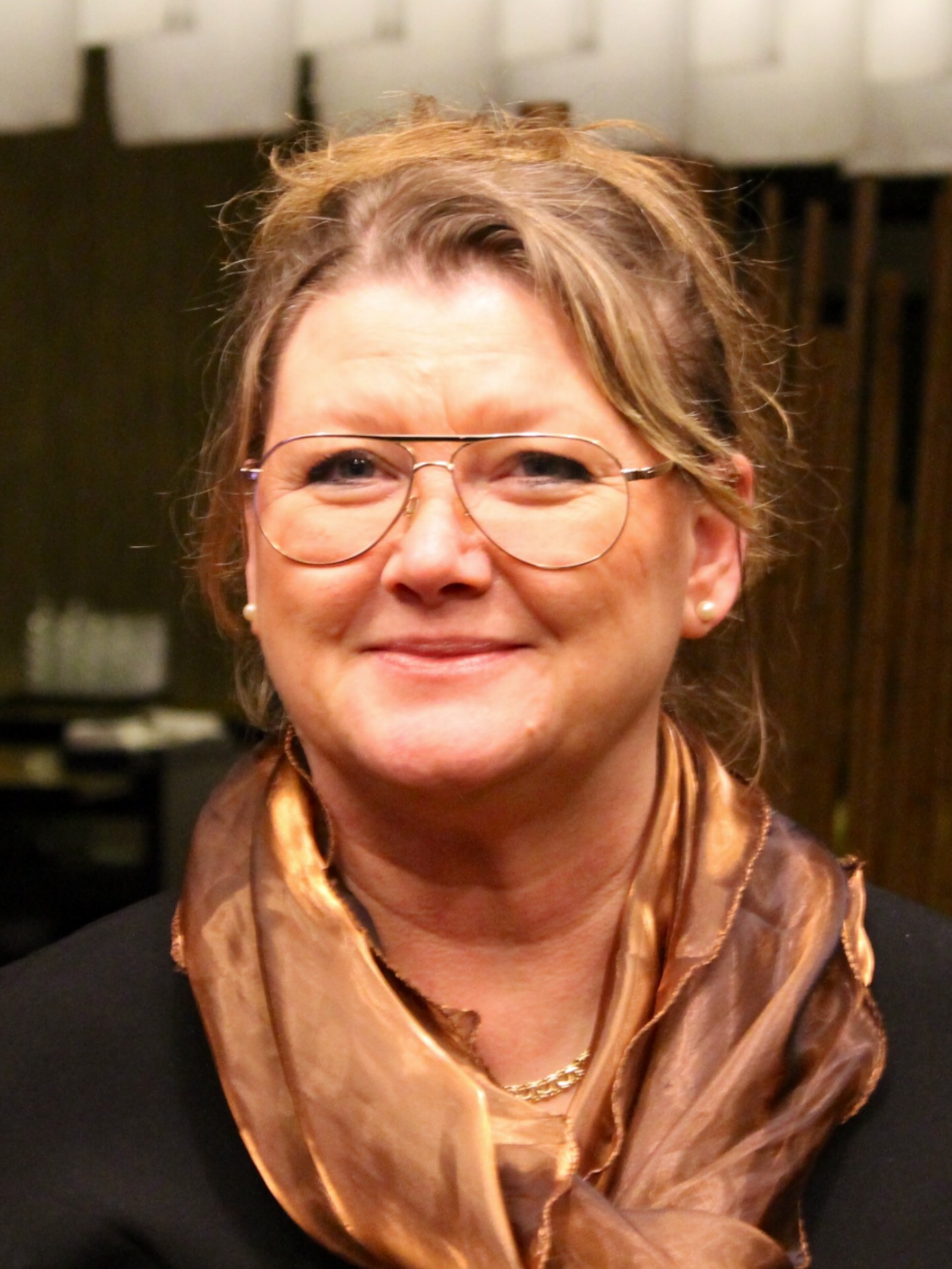 Jeanette Nerman, VD Hotell Continental i Halmstad