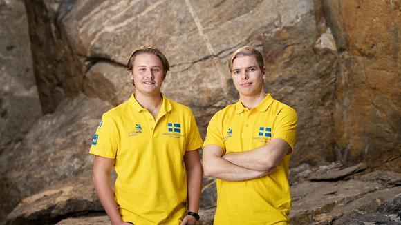 Oscar Eriksson & Erik Larsson