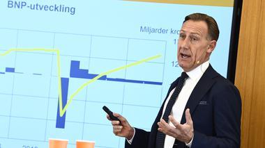 """""""Låt höstbudgeten bli starten för ett långsiktigt reformarbete"""""""