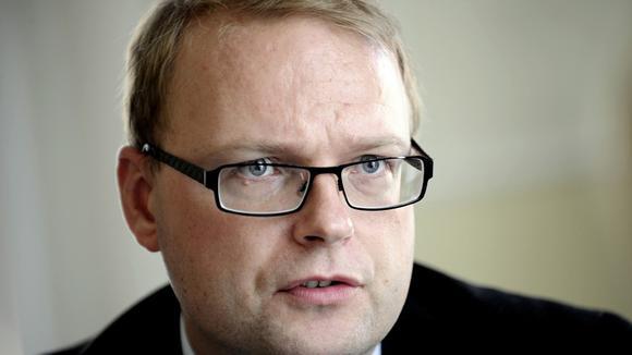 Tobias Krantz, chef för utbildning, forskning och innovation på Svenskt Näringsliv.