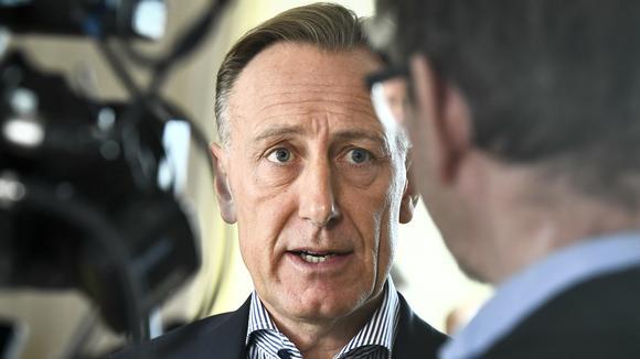Svenskt Näringslivs vd Jan-Olof Jacke.
