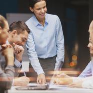 5 000 kvinnor utsågs förra året till chefer