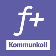 fPlus Kommunkoll logotyp