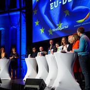"""""""EU ska vara ett samarbete inte en bankomat"""""""