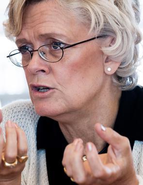 Carola Lemne, vd Svenskt Näringsliv