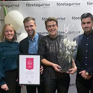 Årets praoplats utsedd: Tidaholms Sparbank tar hem priset
