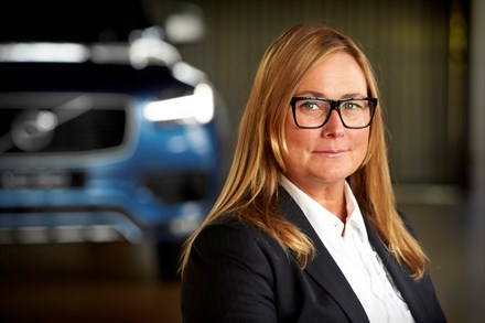 Hanna Fager, Volvo Cars