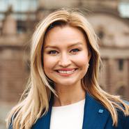 """Ebba Busch (KD): """"Sverige ska vara ett land där ett handslag gäller"""""""