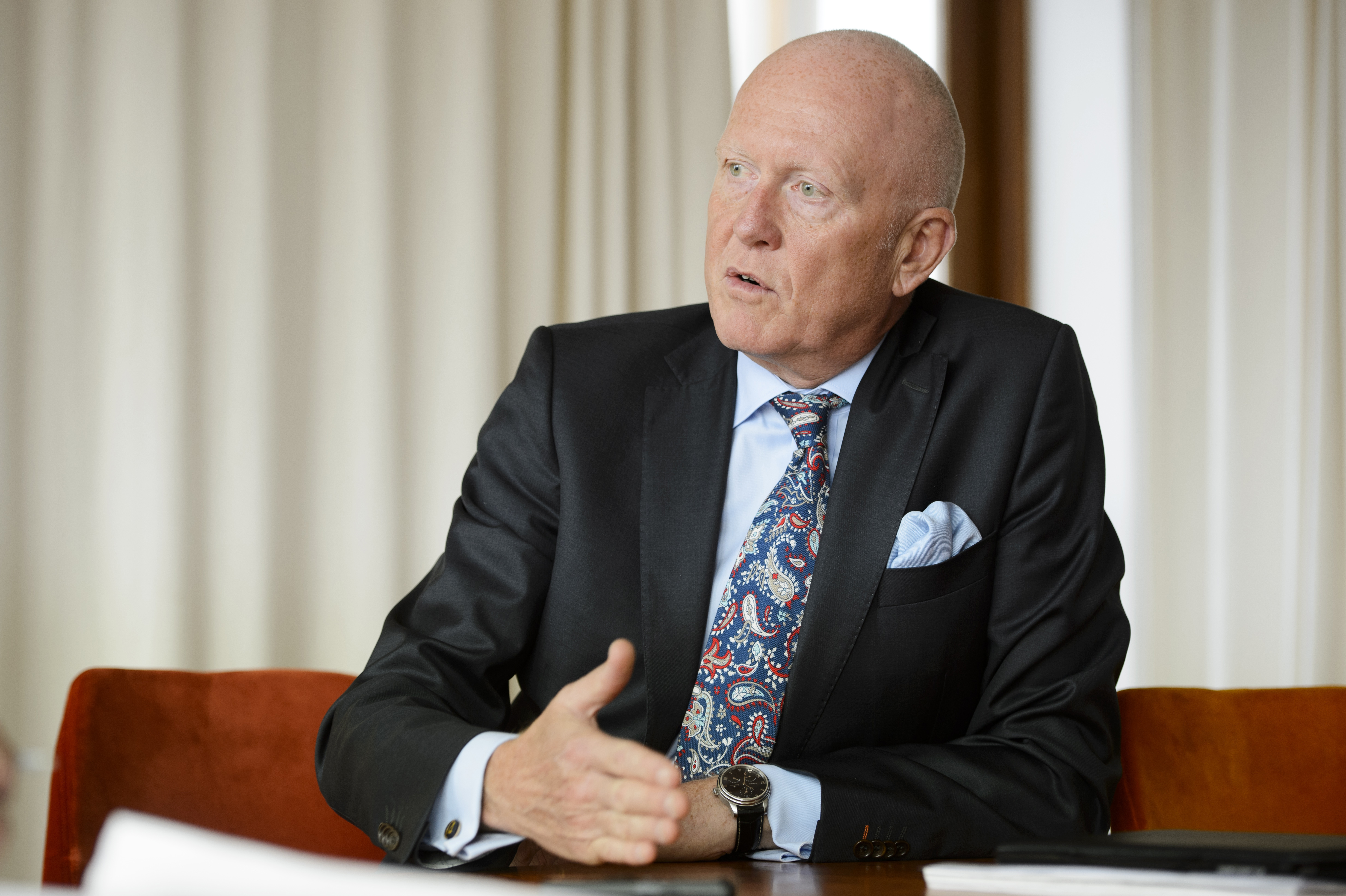 Peter Jeppsson, vice vd