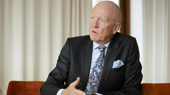 Peter Jeppsson, vice vd