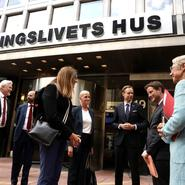 The Swedish model in focus as French ministers visit the Confederation of Swedish Enterprise