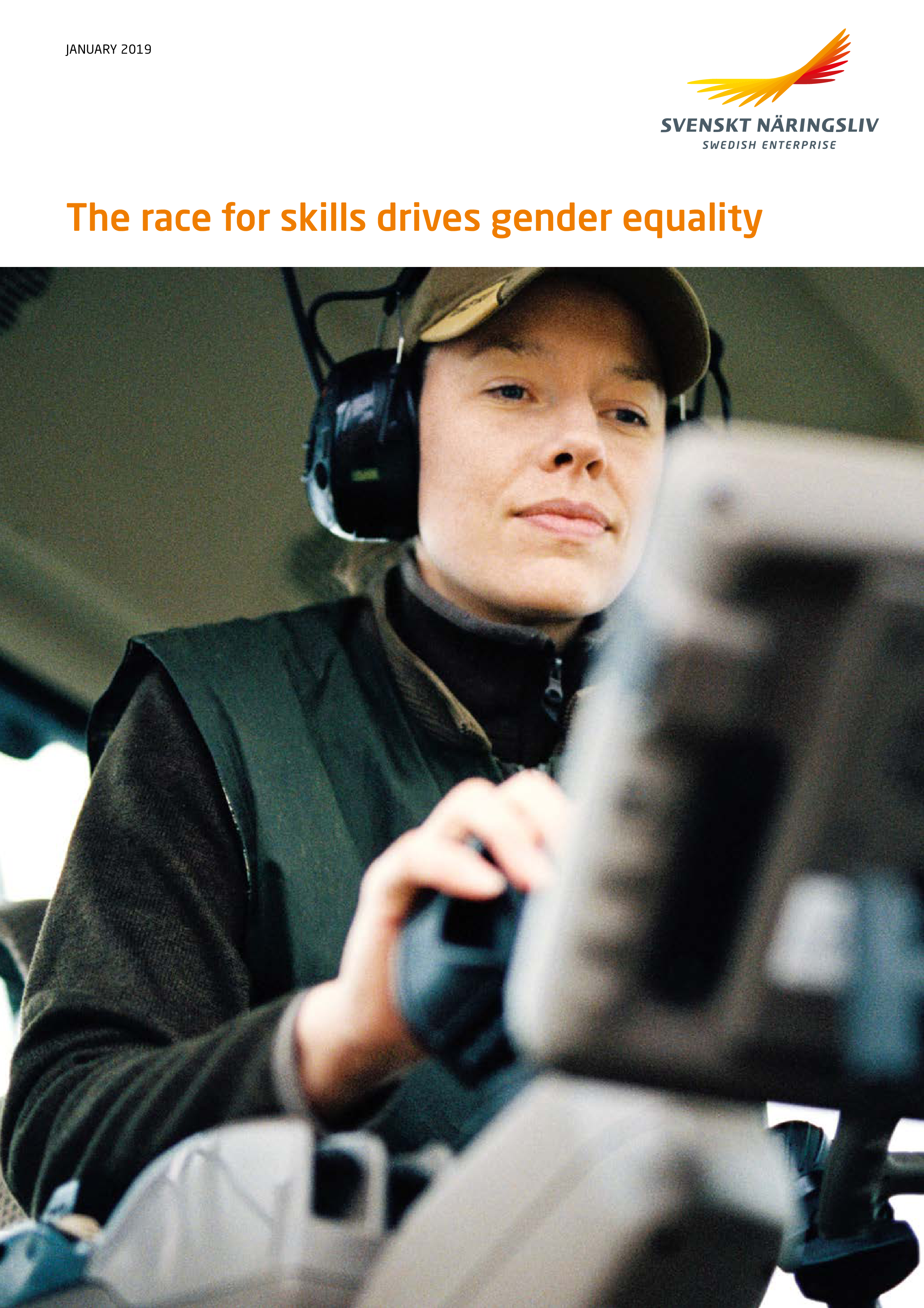 The race for skills drives gender equality