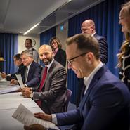 Historisk uppgörelse om LAS: Kommunal och IF Metall ansluter till överenskommelse