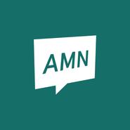 Arbetsmarknadsnytt logotyp