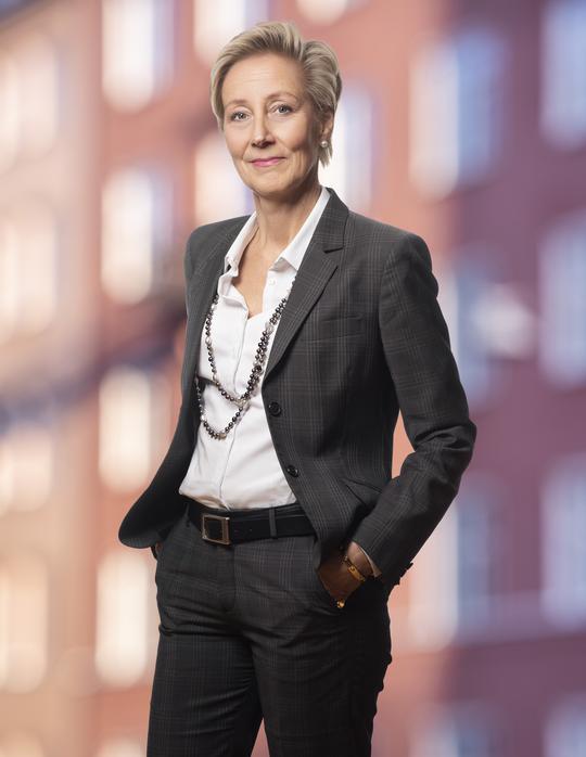 Beata Hammarskiöld