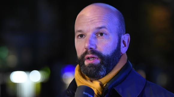 Mattias Dahl, vice vd.