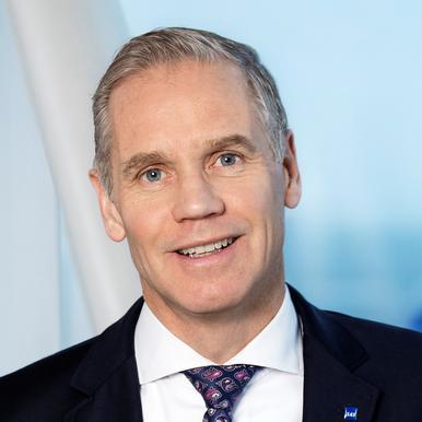 Rickard Gustafson, SAS AB