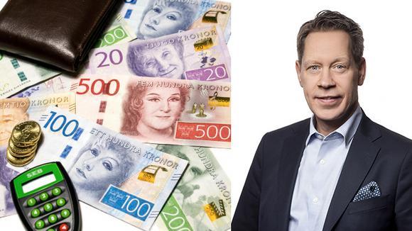 Svenska kontanter och Johan Fall