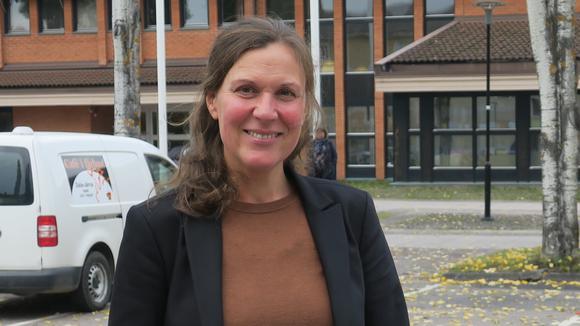 Kommunstyrelsens ordförande i Vansbro