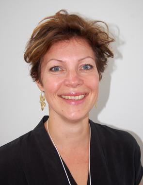 Teresa Bergkvist, regionchef Svenskt Näringsliv Dalarna