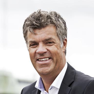 Björn Alvengrip, VD Hallands Hamnar och ordförande Sveriges Hamnar