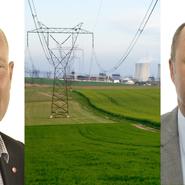 Halländska riksdagsledamöter överens över blockgränsen om kärnkraften