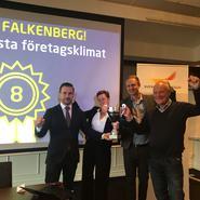 FalkenbergharHallands bästa företagsklimat