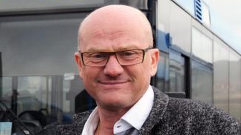 Magnus Elofsson, vd KEs bussar