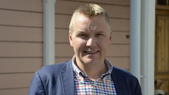 Johan Redhe, vd på Schalins Ringar