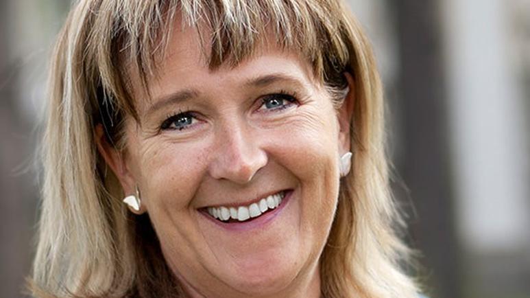 Pernilla Bernhardsson, verksamhetsansvarig för Sträva i Sverige AB